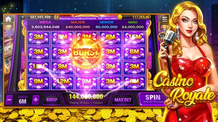 HighRoller Vegas: Casino Slots screenshot-9