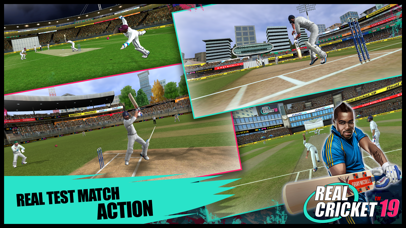 Download Real Cricket™ 19 for Pc