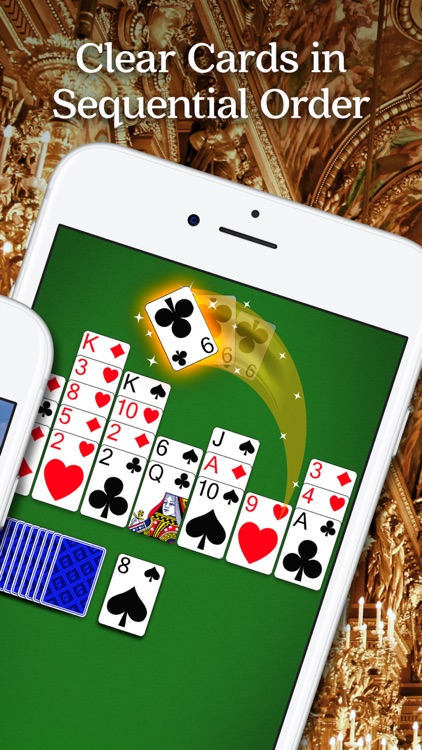 Crown Solitaire: Card Game screenshot-6