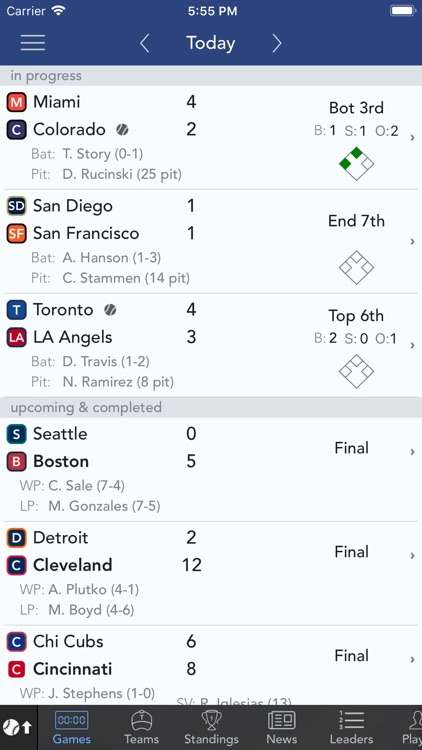 Sports Alerts screenshot-0