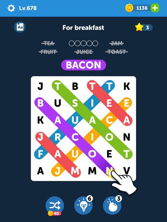 Wonder Word: Word Search Games screenshot 10