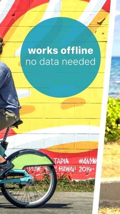 Oahu Driving Tours & Walking screenshot-5