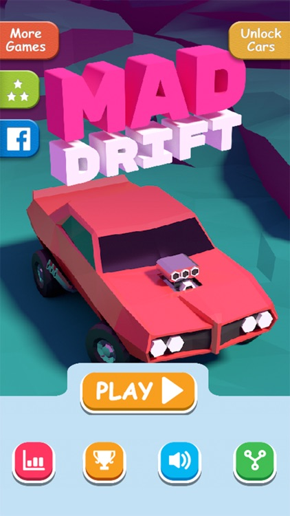 Mad Drift - Car Drifting Games