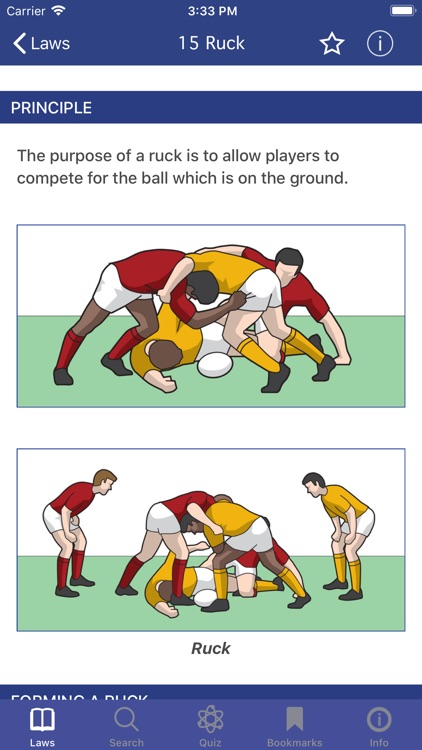 World Rugby Laws of Rugby screenshot-4