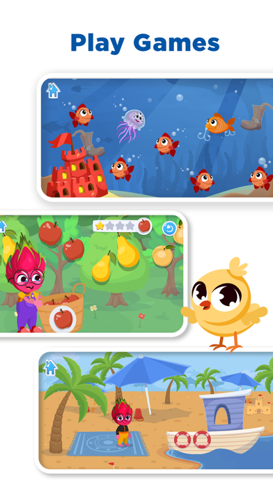 Keiki Preschool Learning Gamesのおすすめ画像4