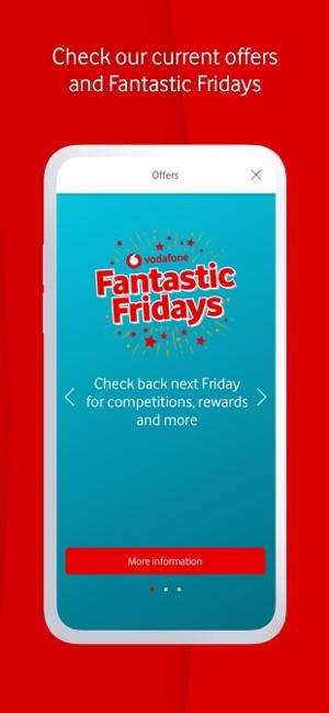 My Vodafone Ireland On The App Store