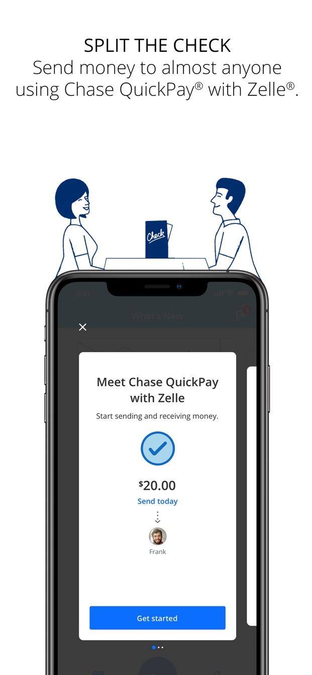 Chase Pay® | Earn, Save, Order | AppFollow