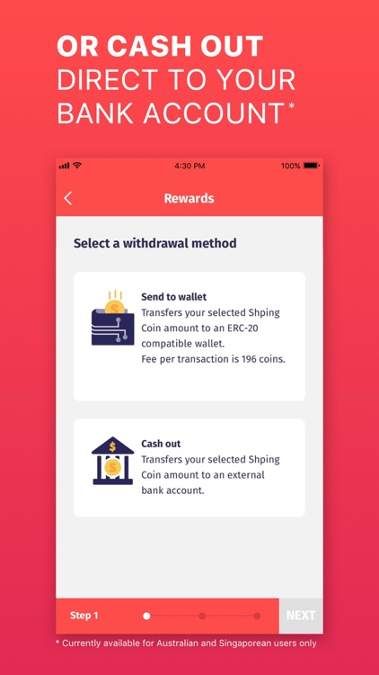 Cash Rewards Australia Shping screenshot-6