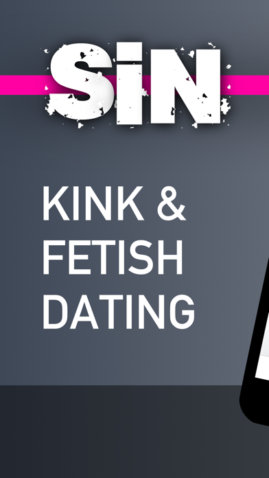 点击获取SiN - Fetish Kink BDSM Dating