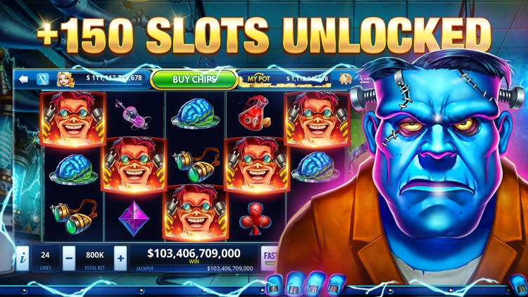 DoubleU Casino: Vegas Slots screenshot-2