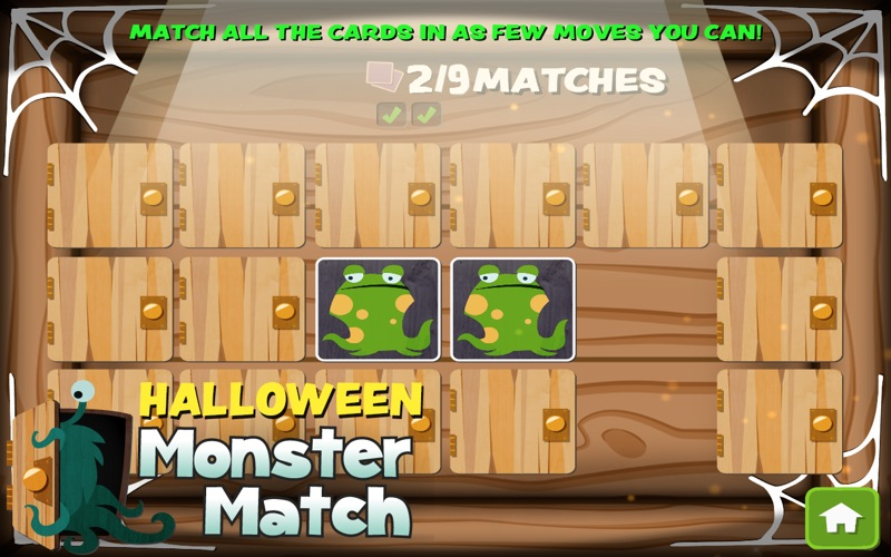 Halloween Monster Match screenshot 7