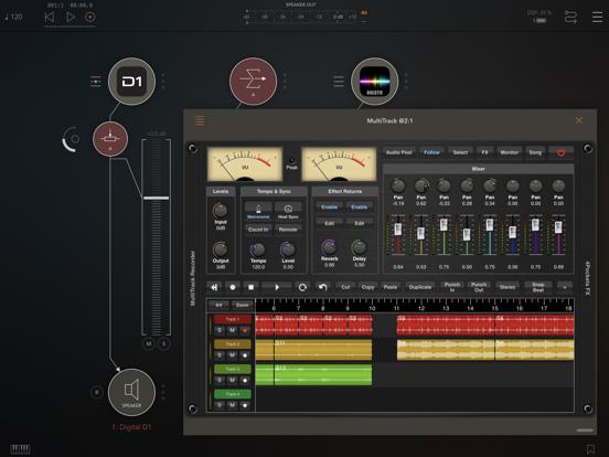 MultiTrack Recorder Plugin screenshot 8