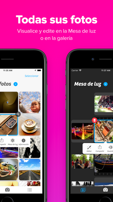 Screenshot for Camera+ 2 in Colombia App Store