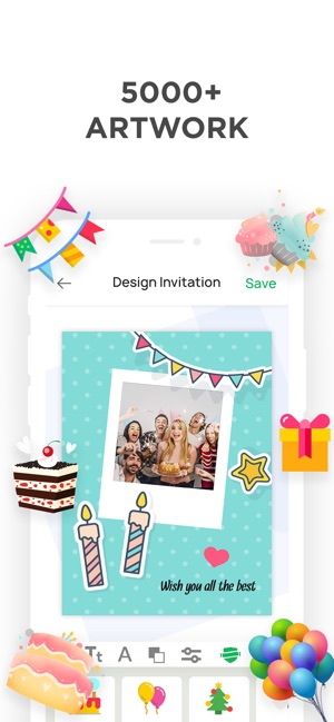 Invitation Maker Invite Maker On The App Store
