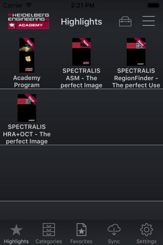 HE Academy - náhled