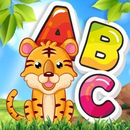 Juegos para niños de letras +