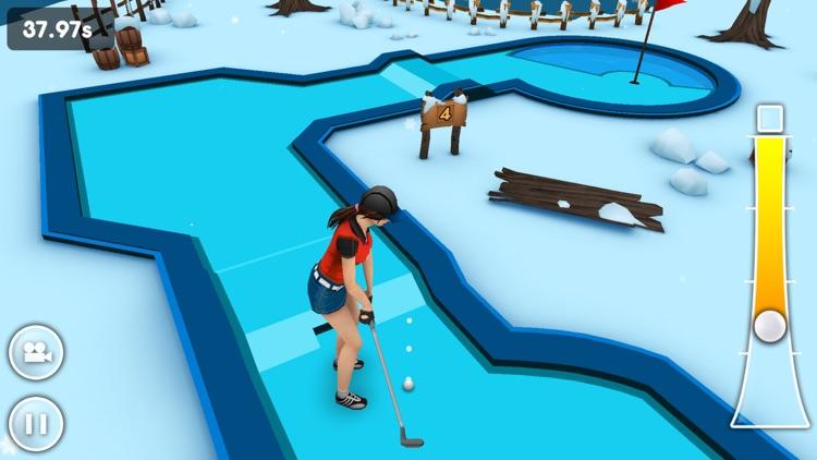 Mini Golf Game 3D