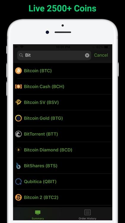 Coin Market Simulator screenshot-4