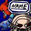 download 深海魚、深海の生き物(名前入り)