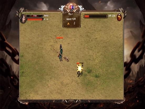 Warrior:Holy Battle screenshot #6
