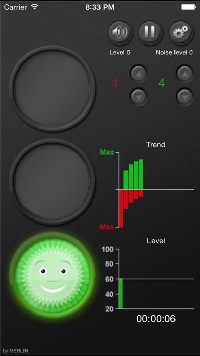 Traffic Lights Noise Detector screenshot one