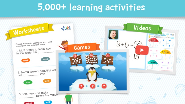 Kids Academy Talented & Gifted screenshot-0