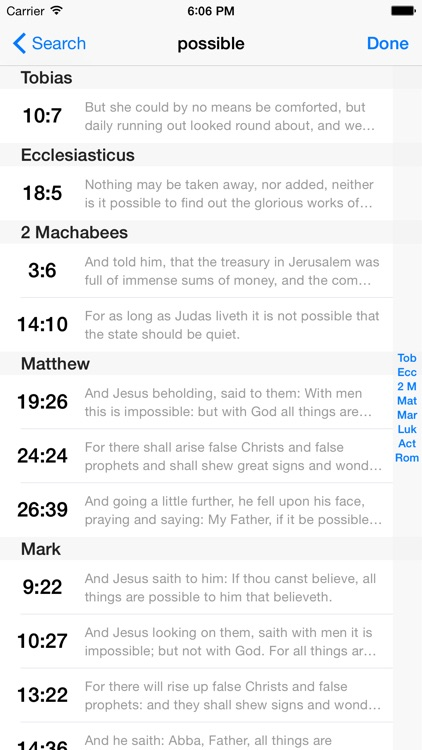 VerseWise Bible DR screenshot-4