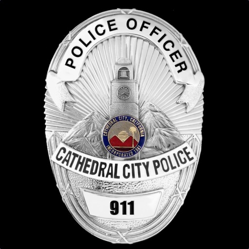 Cathedral City PD