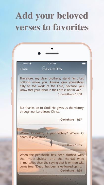 Biblify: Bible Inspirations screenshot-6