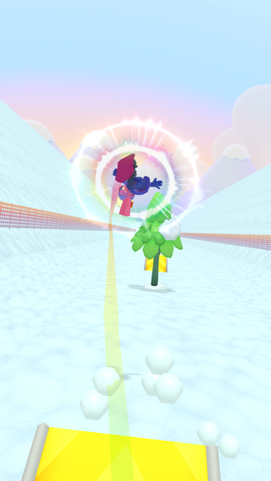Snow Down! screenshot 2