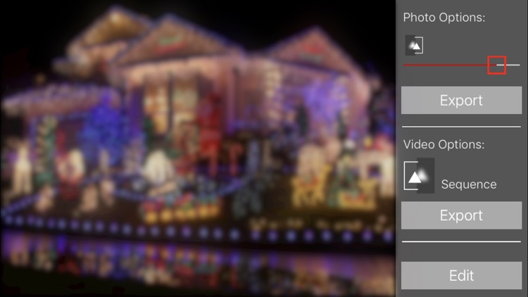 Bokeh Video Maker screenshot-3