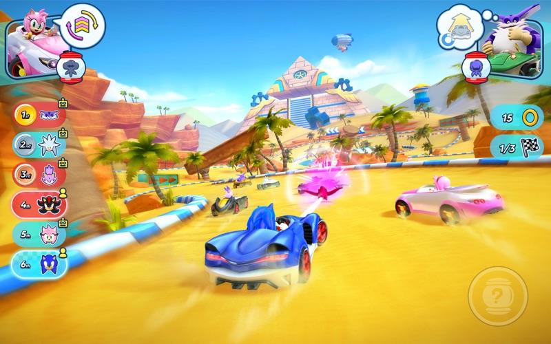 Sonic Racing screenshot 4