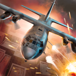 ‎Zombie Gunship Survival