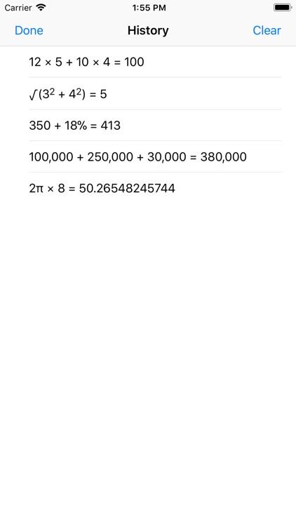 All-in-one Calculator Pro screenshot-9