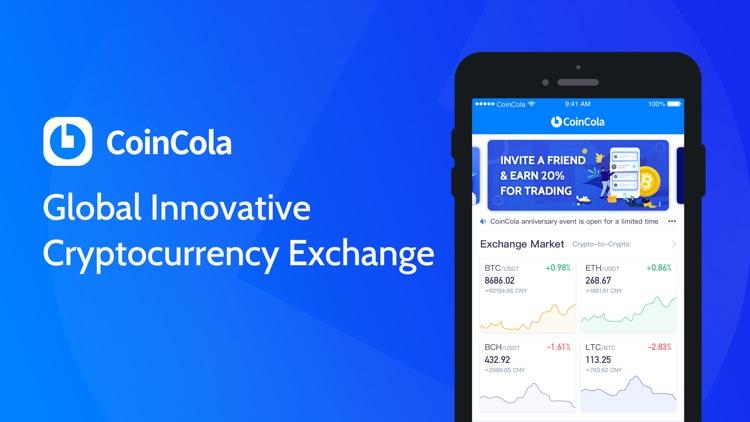 CoinCola – Buy Bitcoin