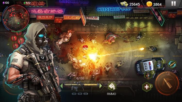 Zombie Shooter Survival Games screenshot-5