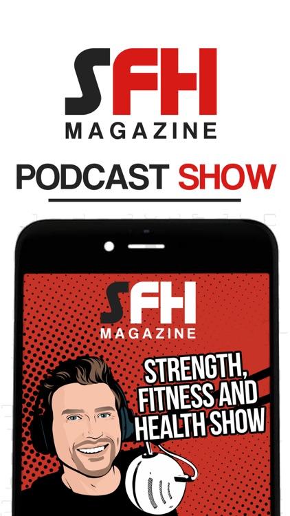Strength Fitness & Health Mag screenshot-4