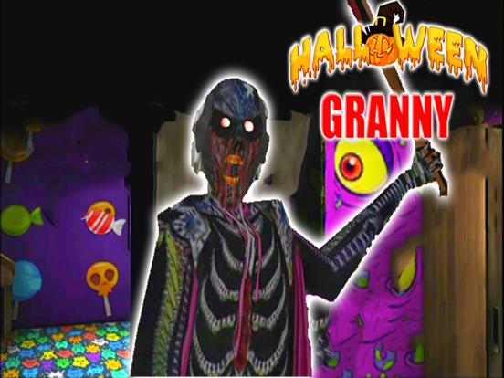 Halloween Granny Scream 2 screenshot 5