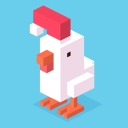 Ícone do app Crossy Road