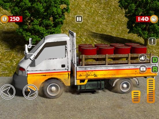 Drive Heavy Truck Simulator 3D screenshot 2