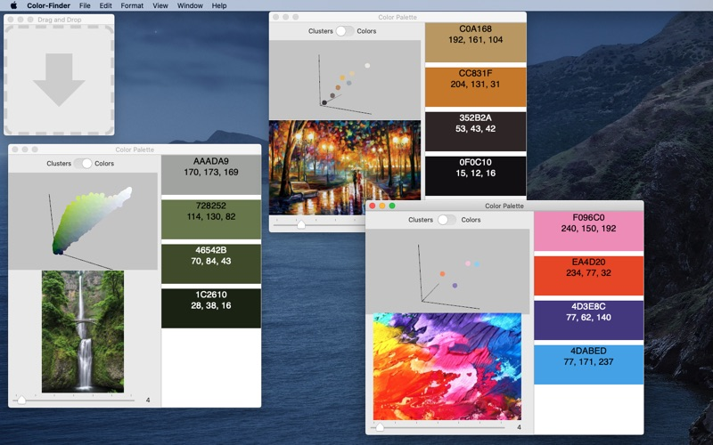 Color-Finder for Mac