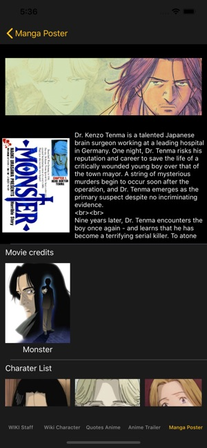 Kissanime - Anime poster on the App Store