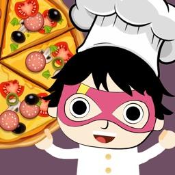 Ryan Pizza Catch Puzzle By Youness Aitouaddi