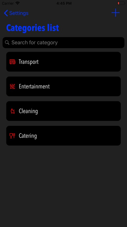 Micro Budget Manager screenshot-4
