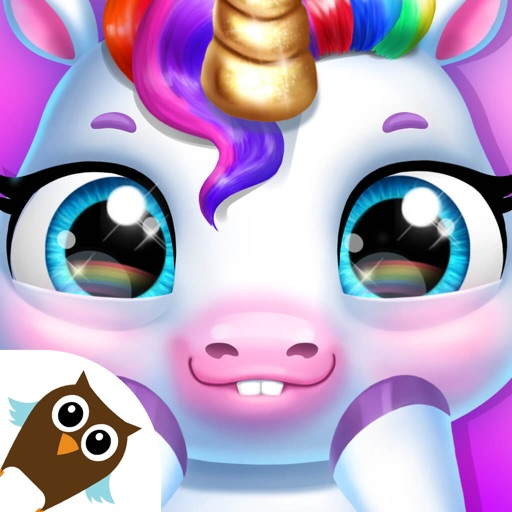 My Baby Unicorn iOS App
