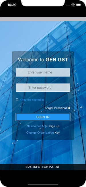 GEN GST on the App Store