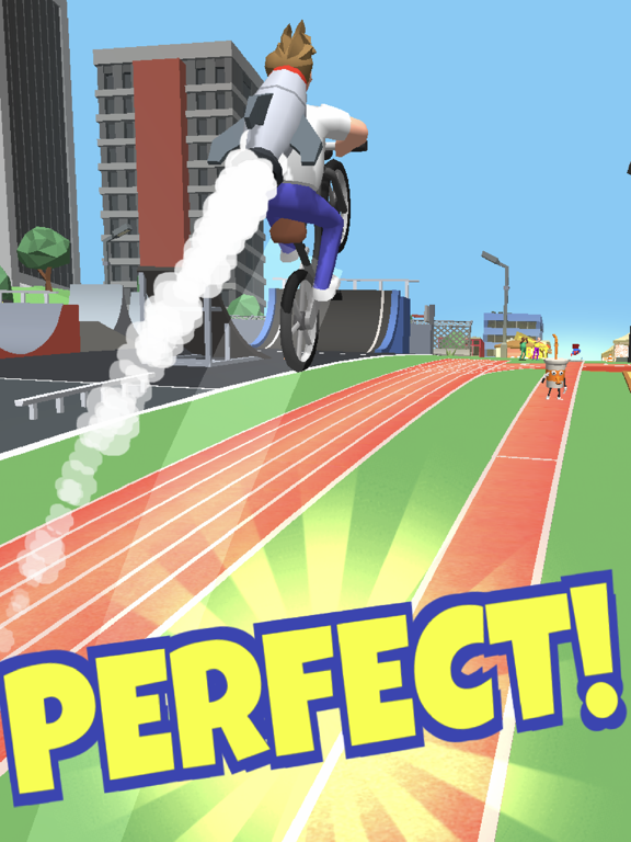 Bike Hop: Crazy BMX Jump 3Dのおすすめ画像5