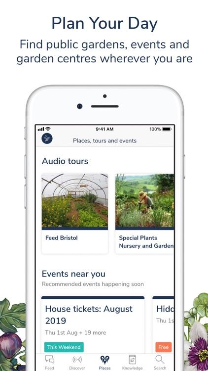 Candide – Plants & Gardening screenshot-3