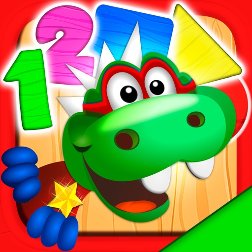 Dino Tim: Basic Math skills icon