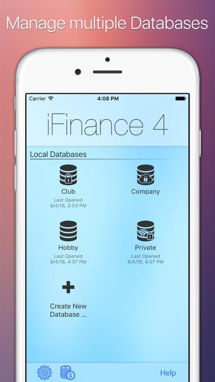 iFinance 4 screenshot-4